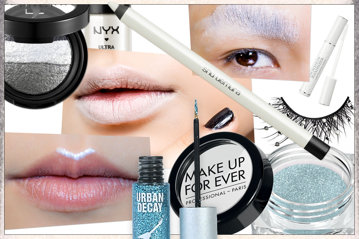 BEAUTY Frozen Make Up 00 Cover collage