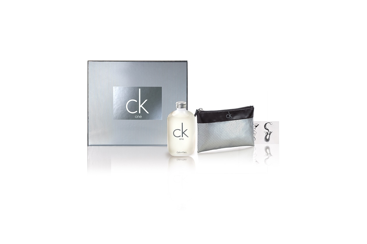 BEAUTY Profumi Natalizi Calvin Klein cK One Kit FEMME