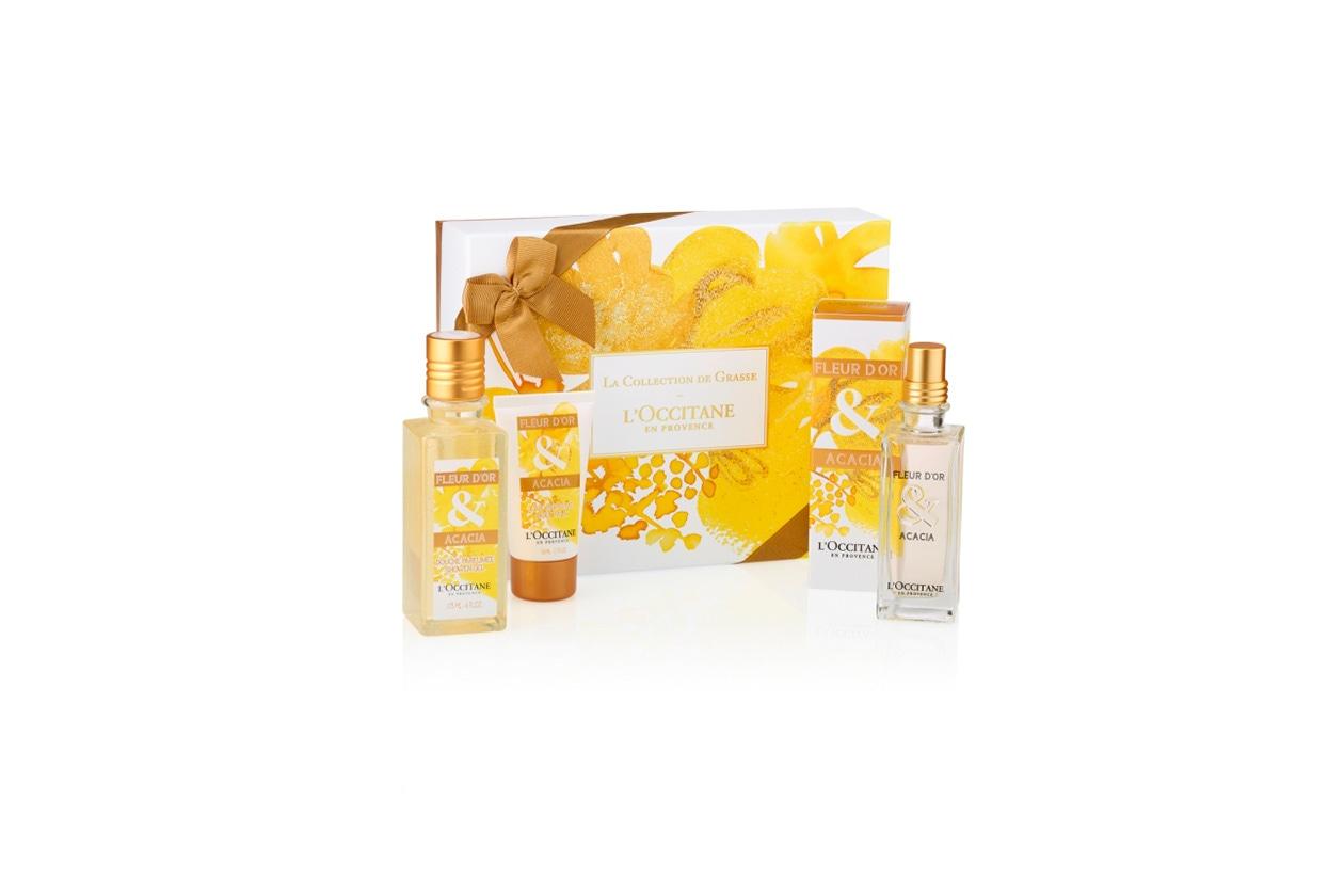 BEAUTY Profumi Natalizi Coffret parfum fleur d or L'OCCITANE EN PROVENCE