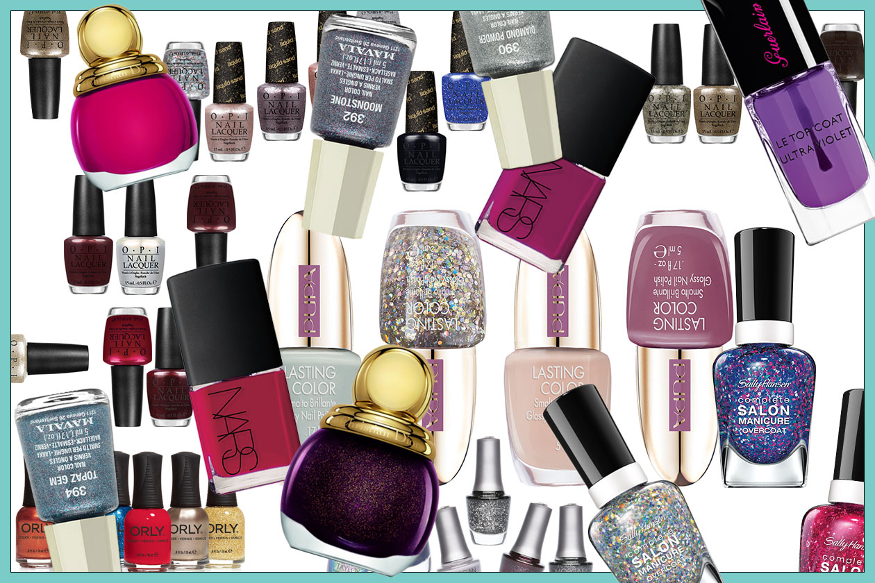 BEAUTY Smalti holiday 00 Cover collage