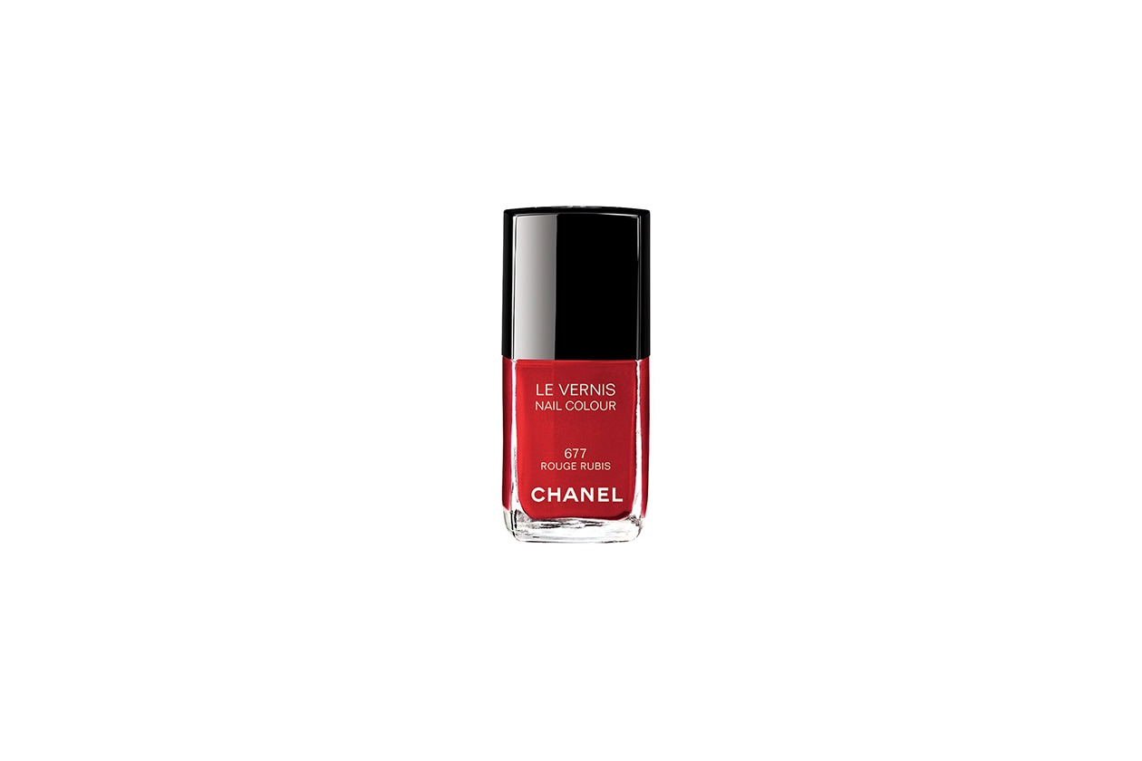 BEAUTY Smalti holiday Chanel Rouge Rubis