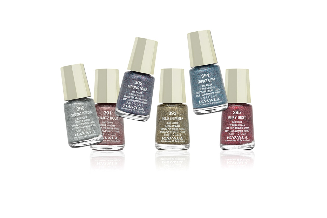 BEAUTY Smalti holiday Jewel Collection