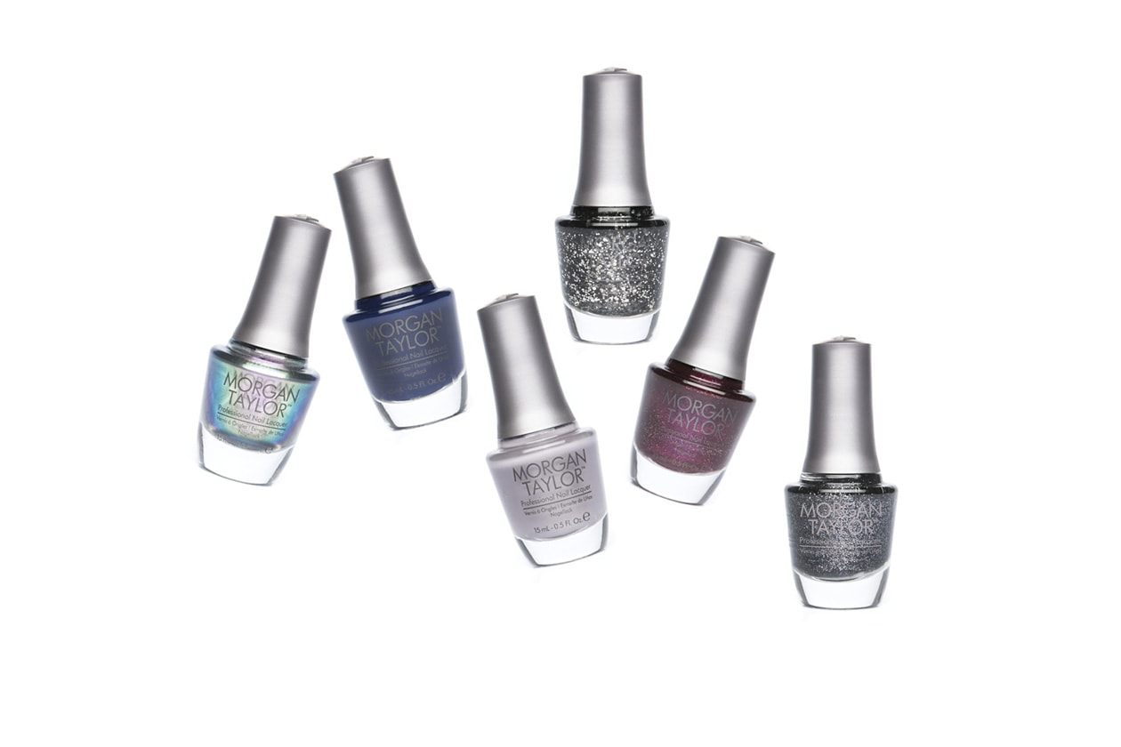 BEAUTY Smalti holiday Morgan Taylor GlamRock
