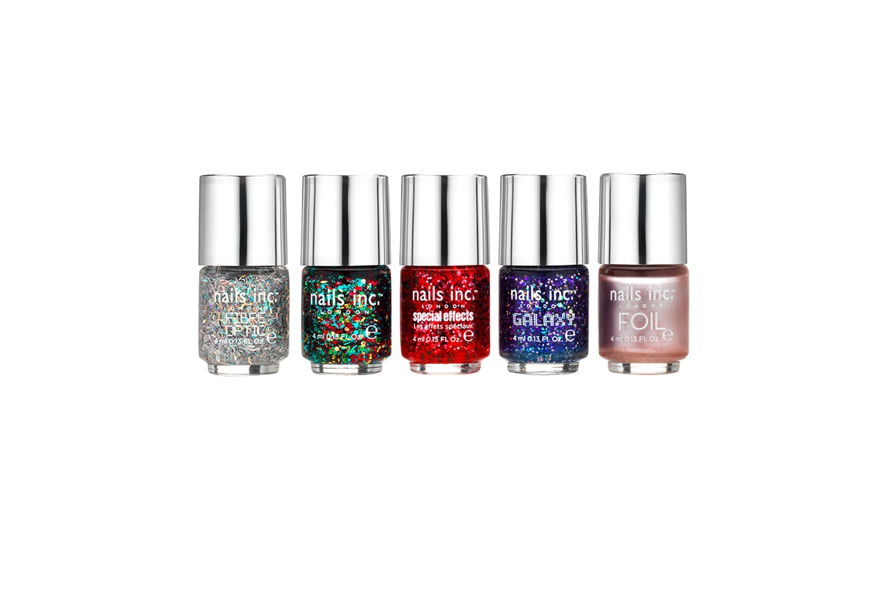 BEAUTY Smalti holiday Nails Inc Best dressed nails