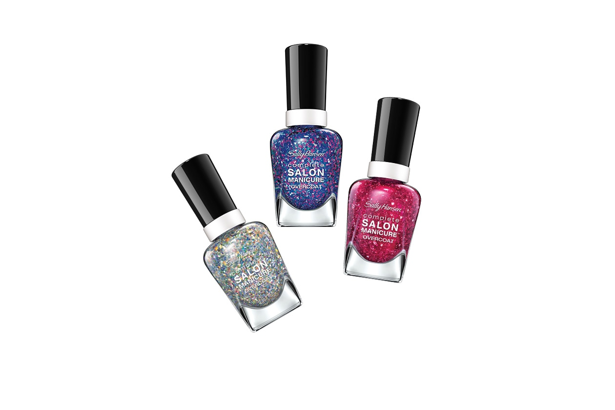 BEAUTY Smalti holiday Sally Hansen Sequin Overcoat