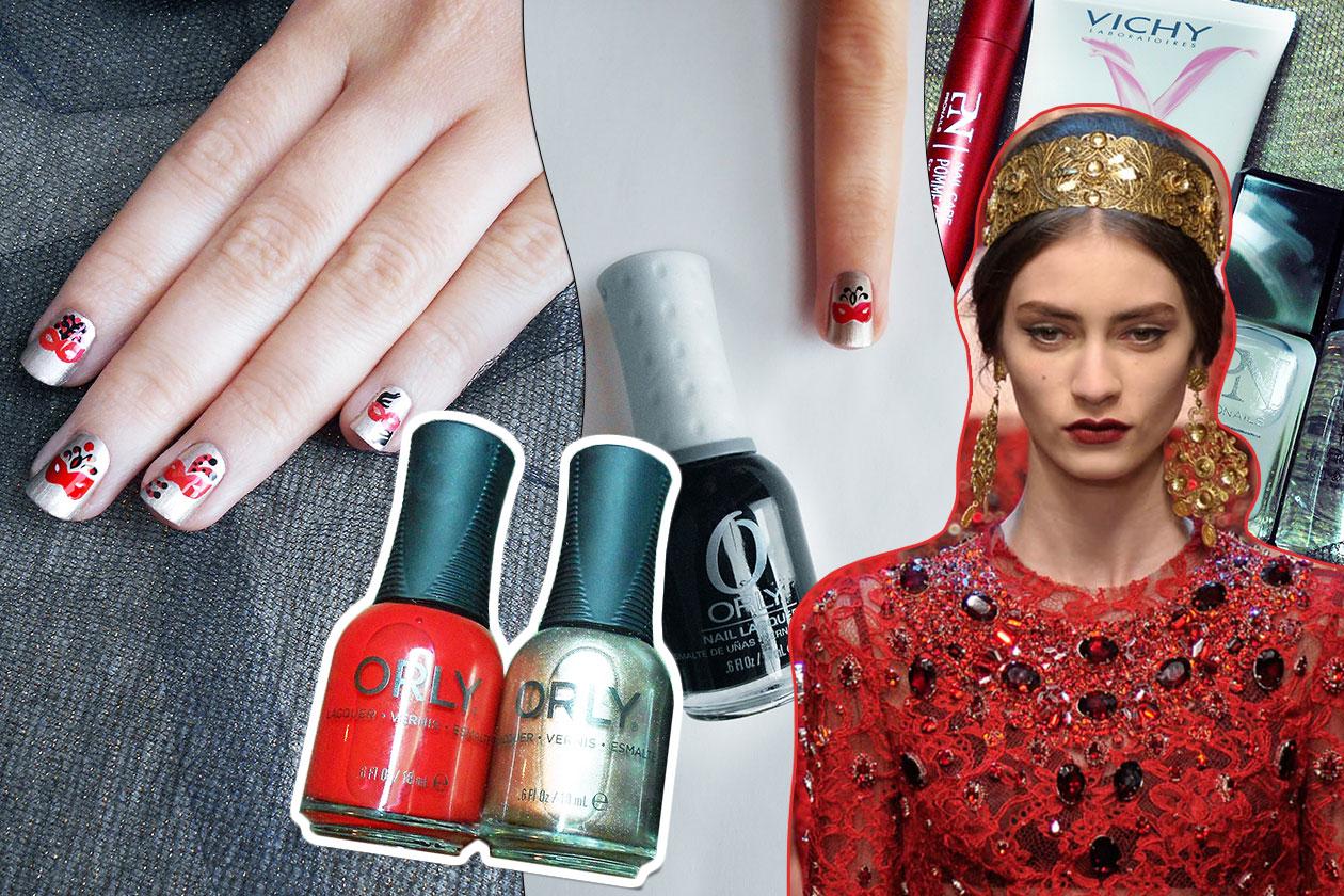 Beauty Nail tutorial Capodanno 00 Cover collage