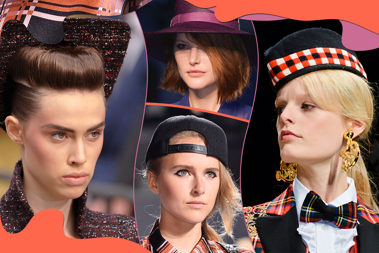Beauty capelli & cappelli Cover collage