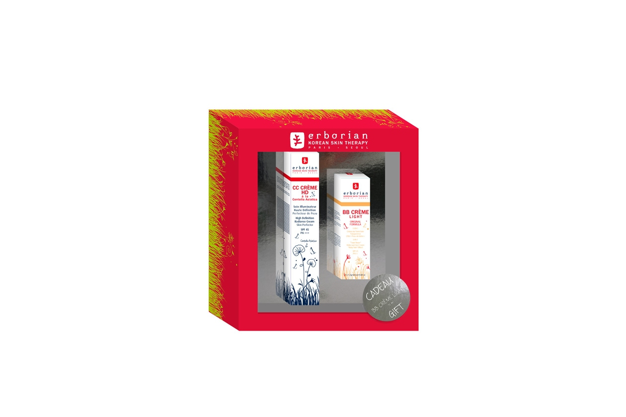 Erborian Kit BB + CC Cream