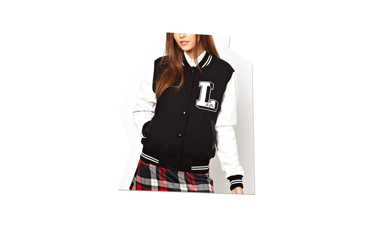 FASHION Get the Varsity look asos