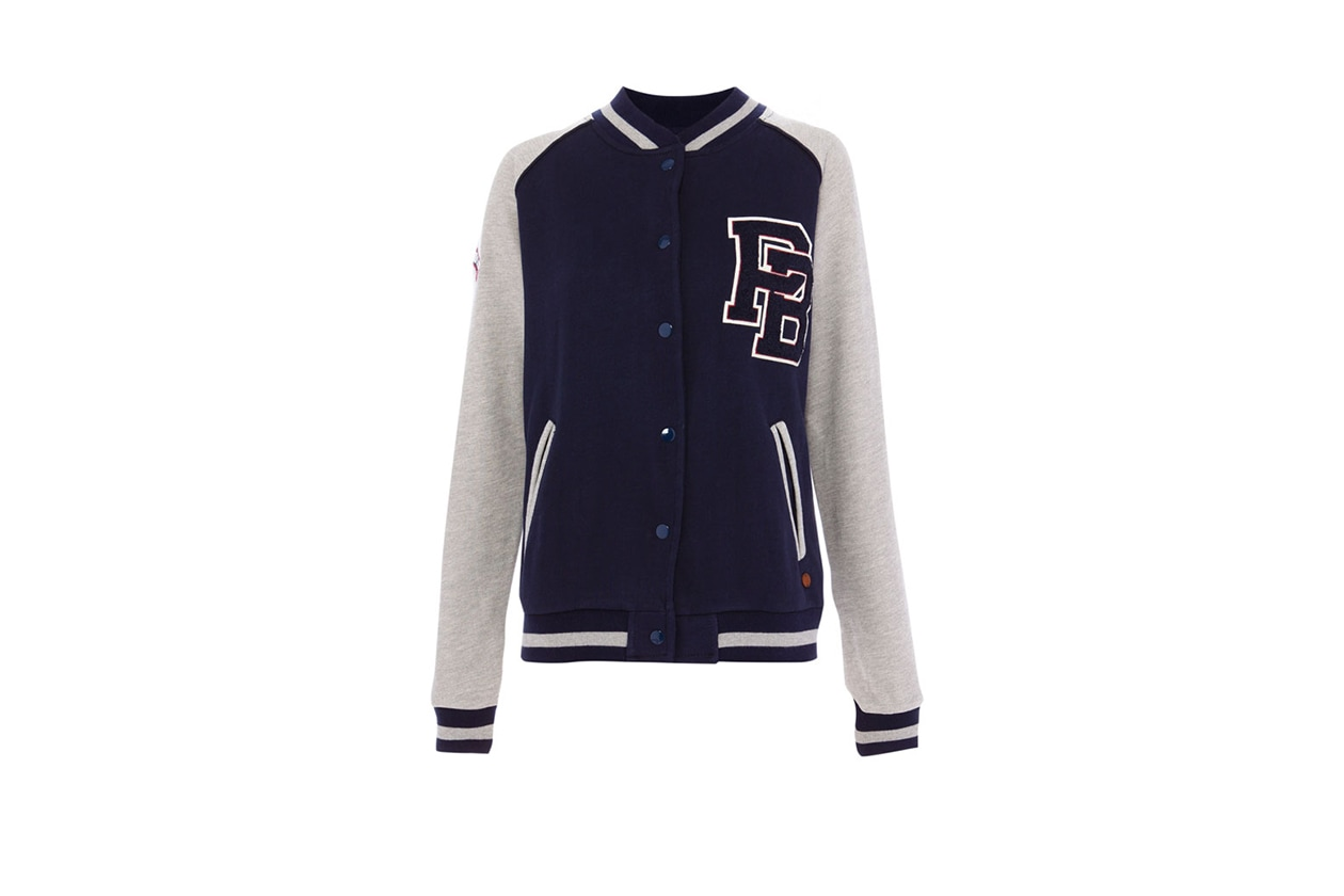 FASHION Get the Varsity look pull&bear
