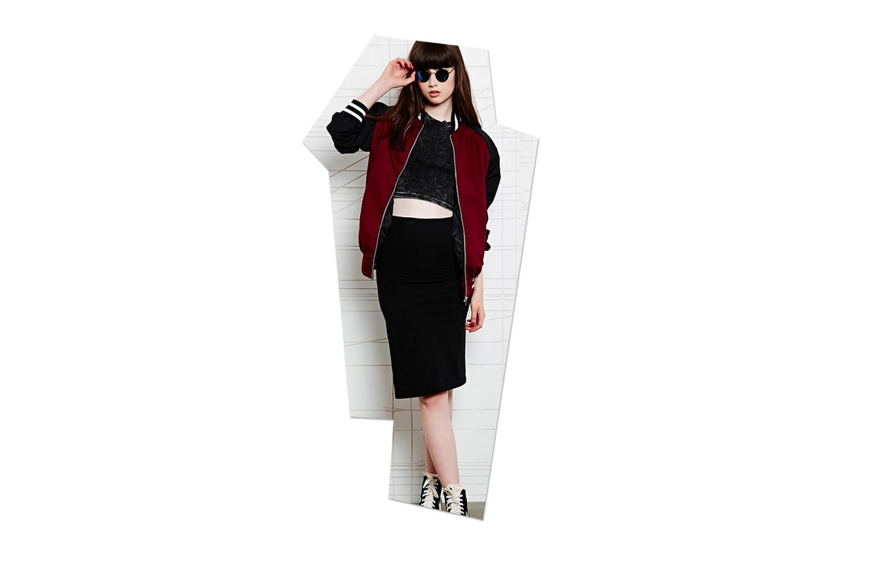 FASHION Get the Varsity look urban outfitters