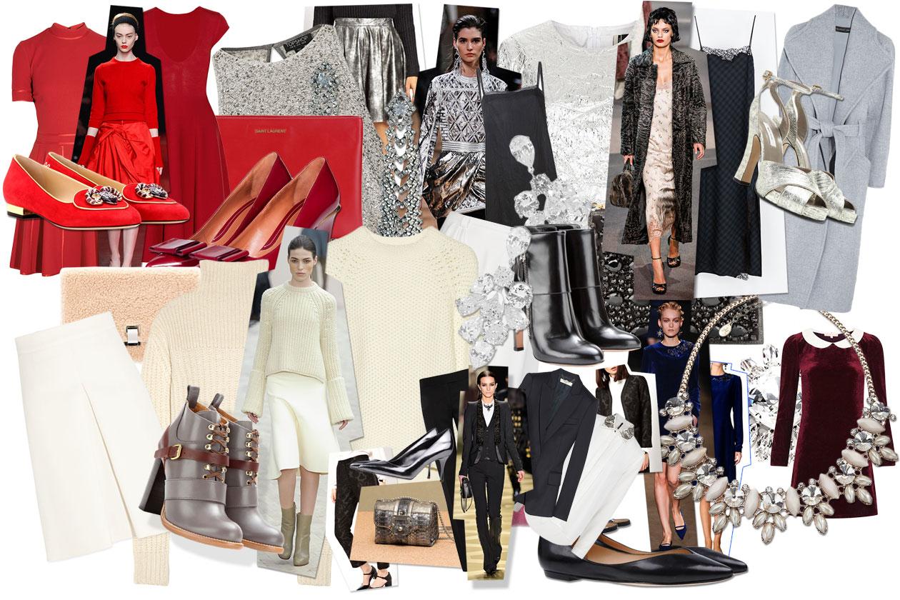 Fashion 6 look per Capodanno 00 Cover Collage totale