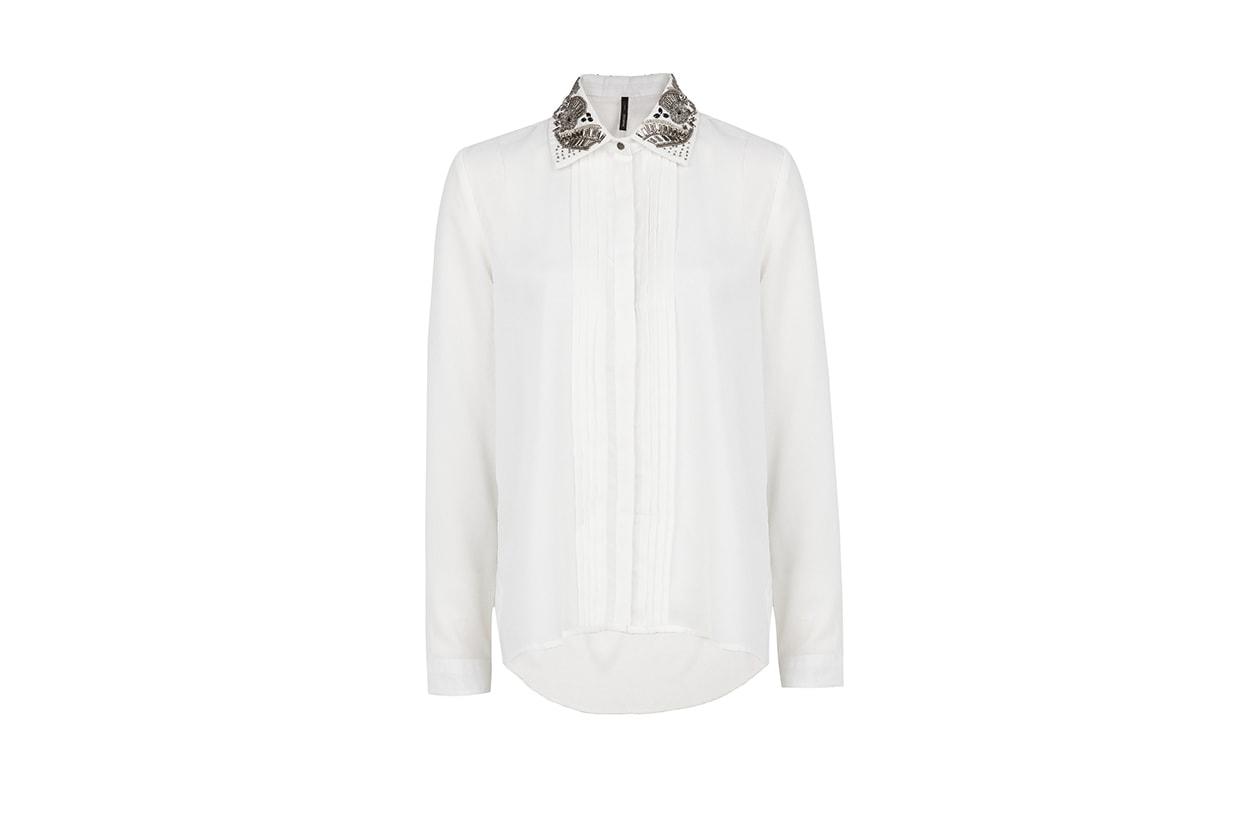 Fashion 6 look per Capodanno mango camicia