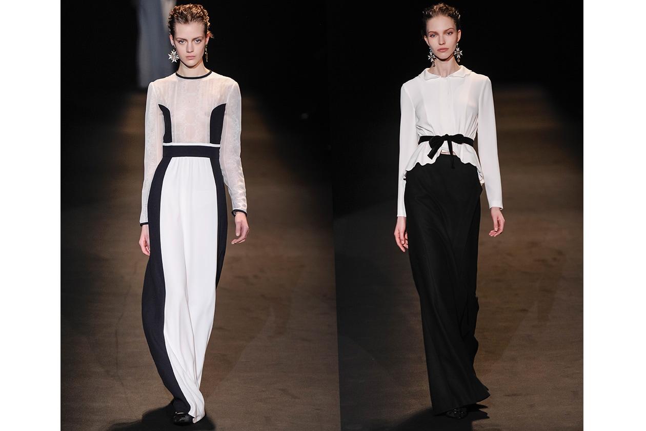 Fashion Bianco e Nero Ferretti