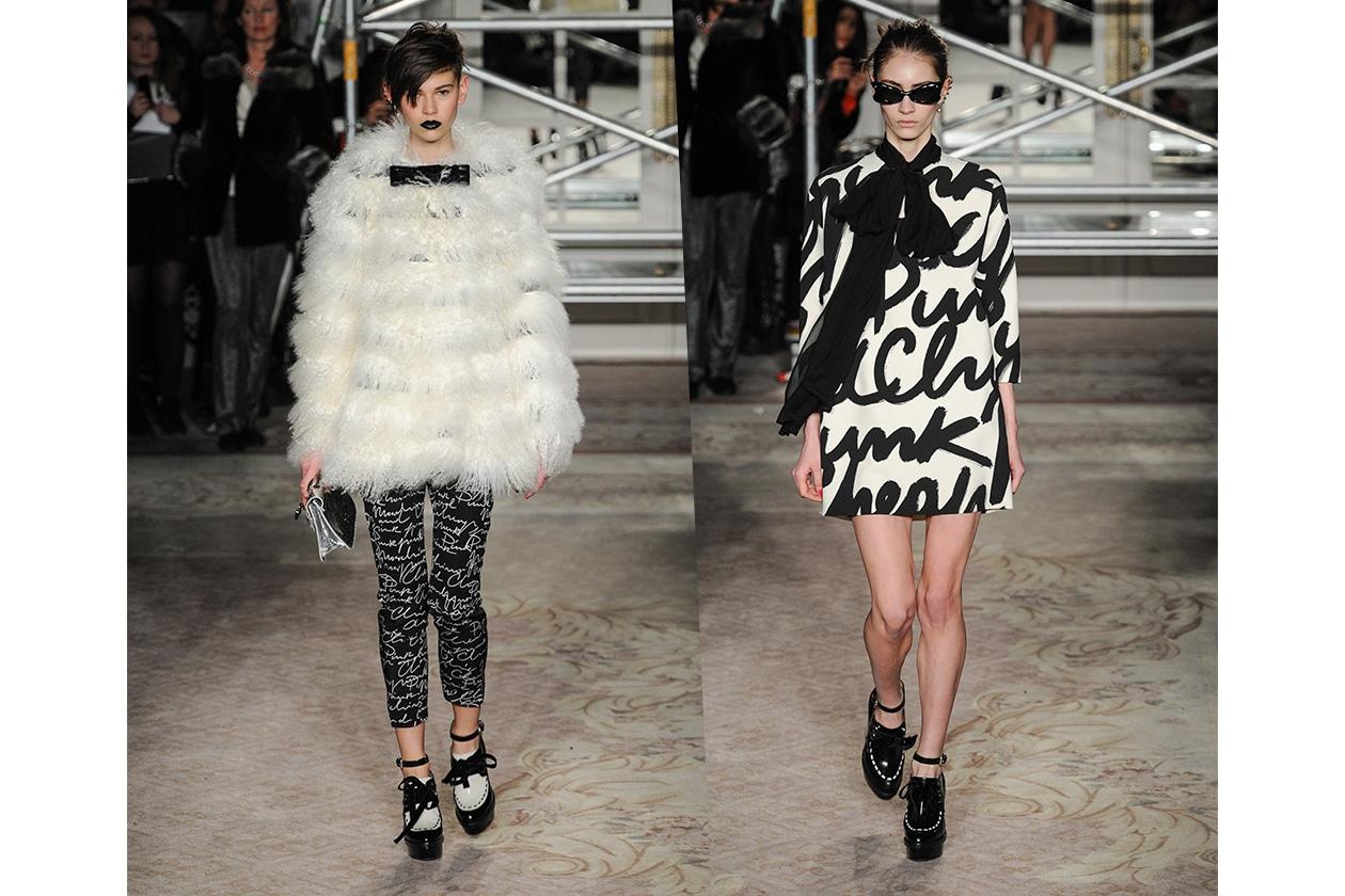 Fashion Bianco e Nero Moschino