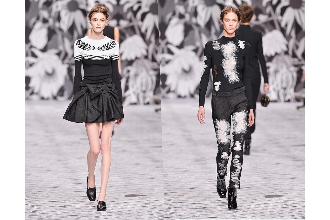 Fashion Bianco e Nero Viktor n Rolf