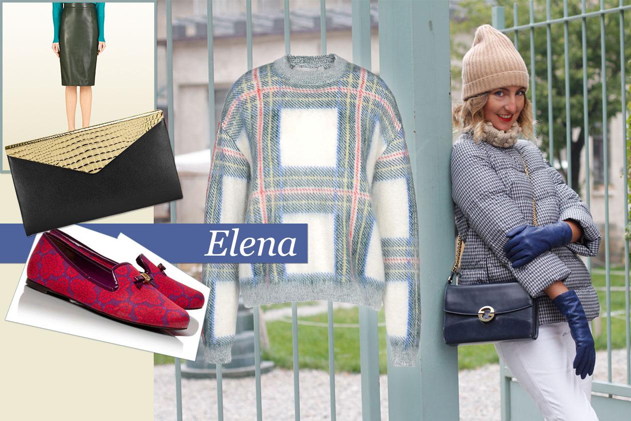 Fashion It girls Xmas look Elena