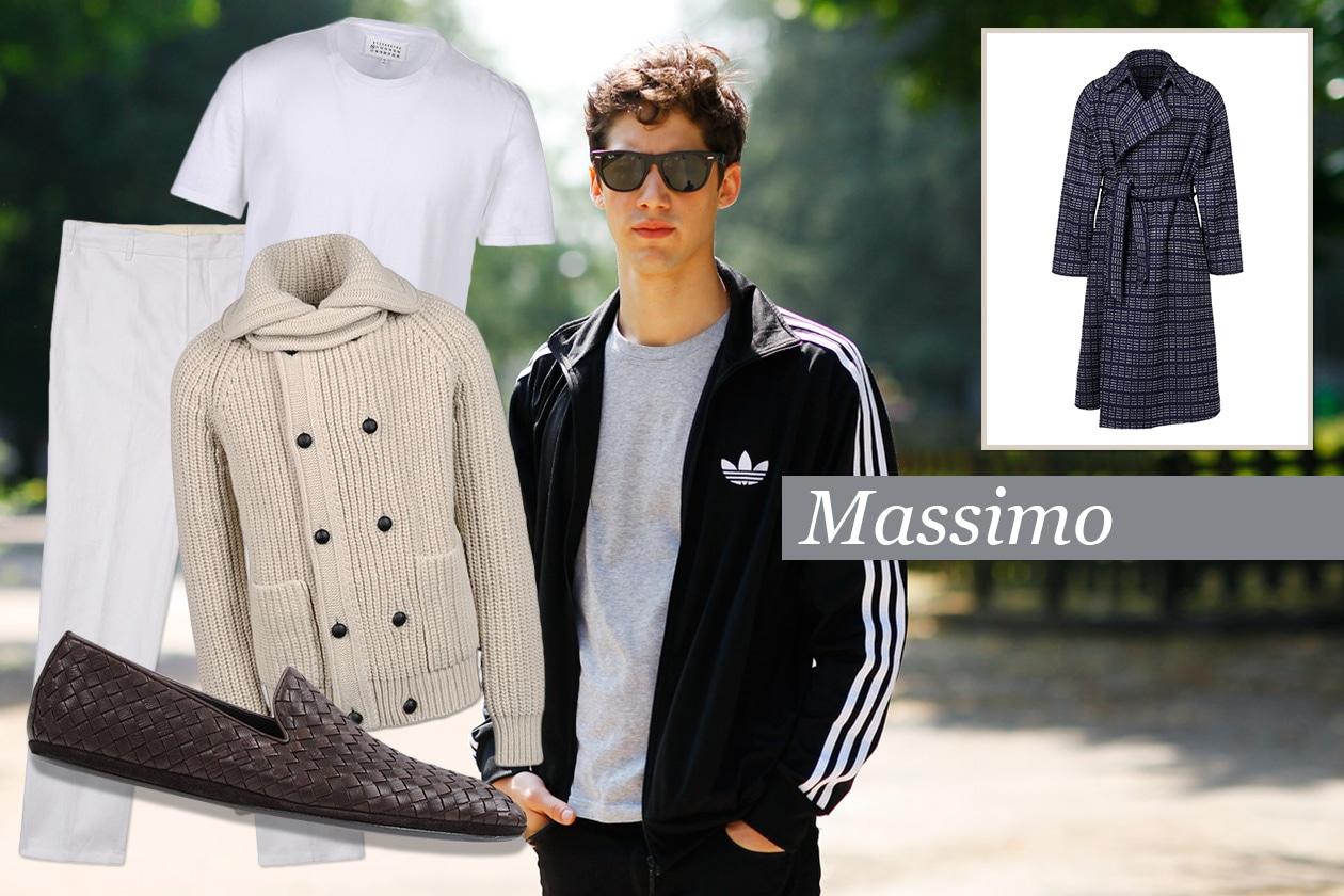 Fashion It girls Xmas look Massimo