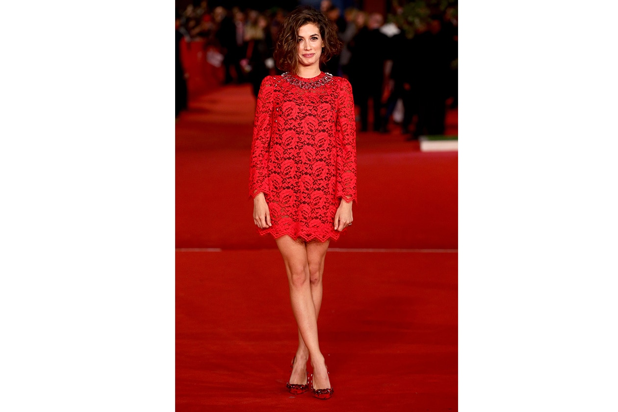 Fashion Just a red dress 187486096