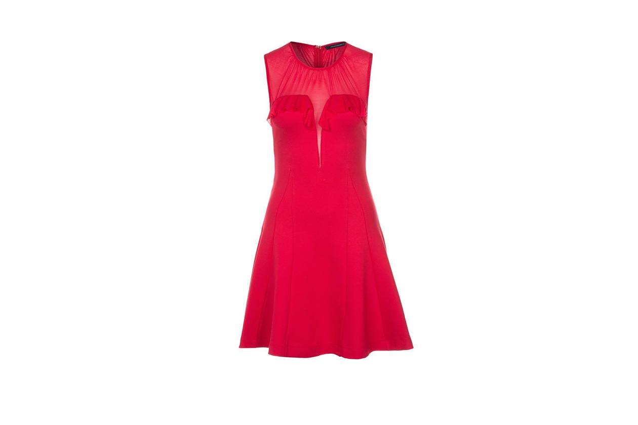 Fashion Just a red dress french connection