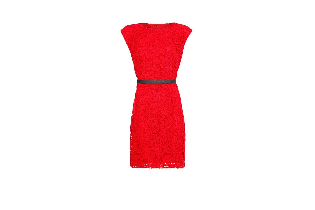 Fashion Just a red dress mango