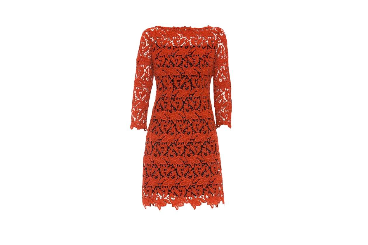 Fashion Just a red dress maria grazia severi