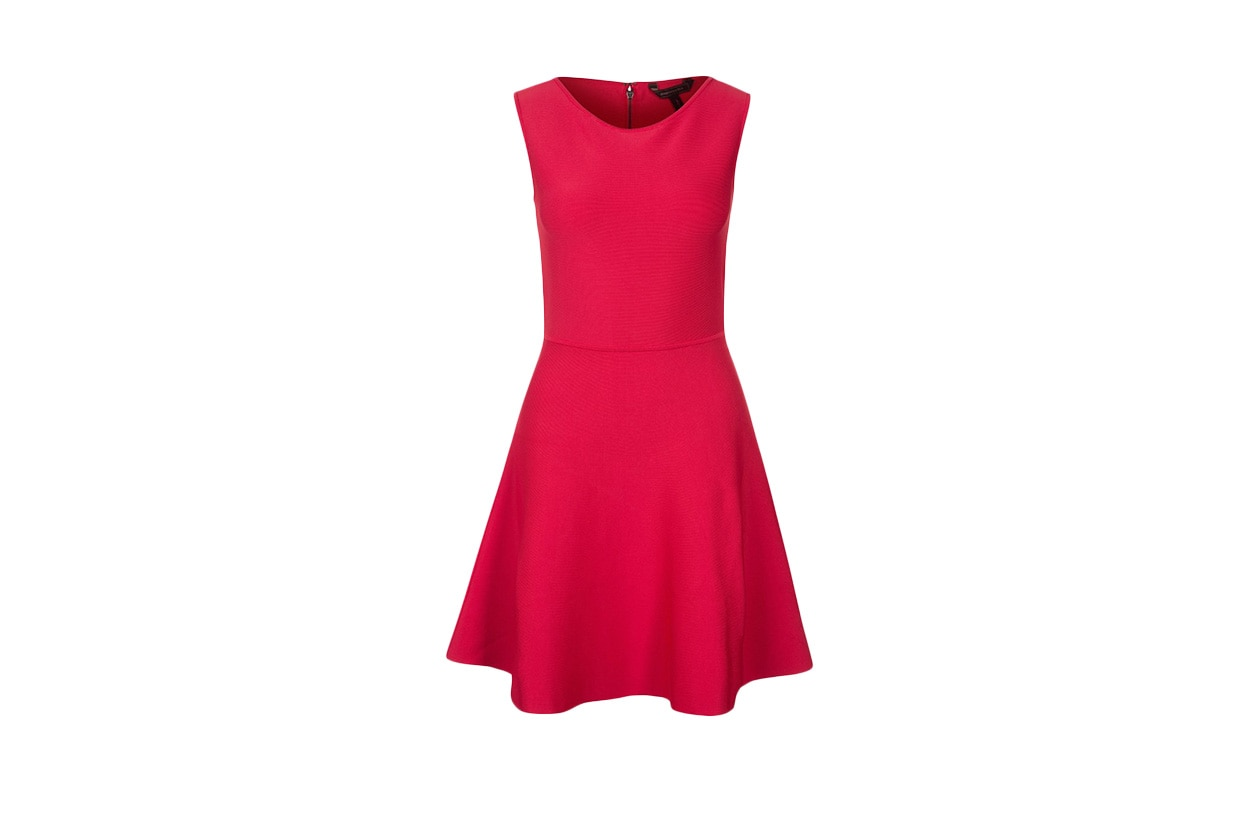 Fashion Just a red dress max azria