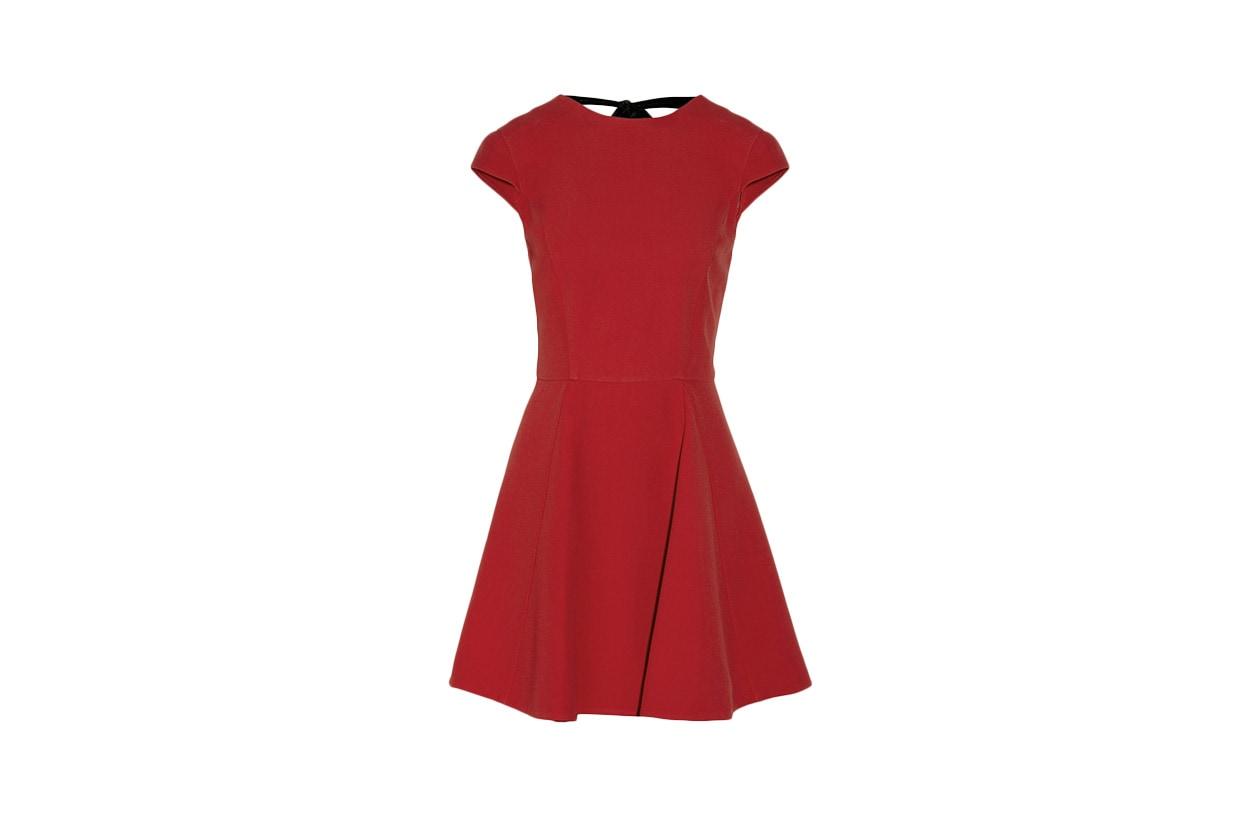 Fashion Just a red dress miu miu