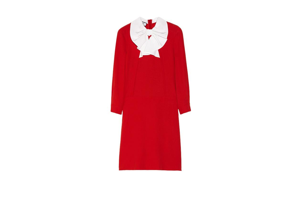 Fashion Just a red dress moschino