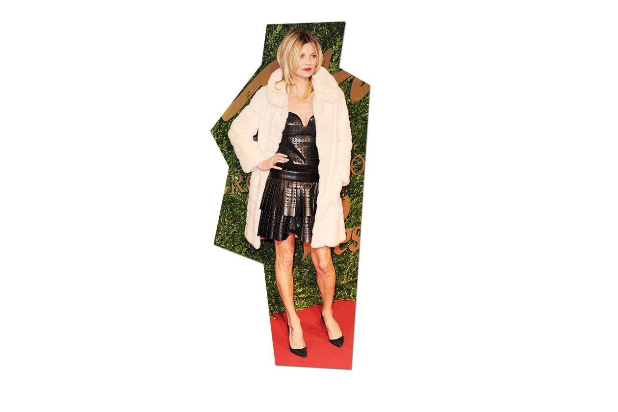Fashion Kate in Fur 01 kate moss