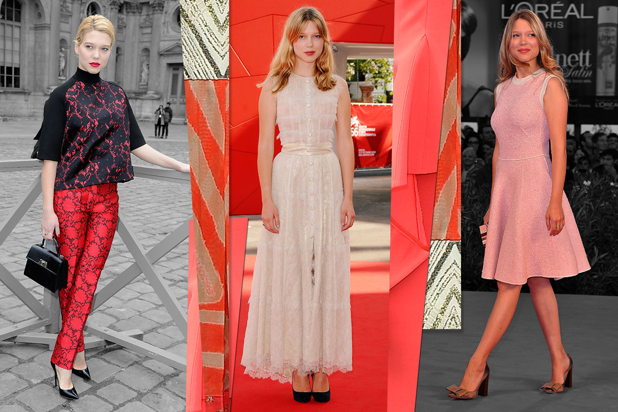 Fashion Style Icon Lea seydoux 00 Cover Collage