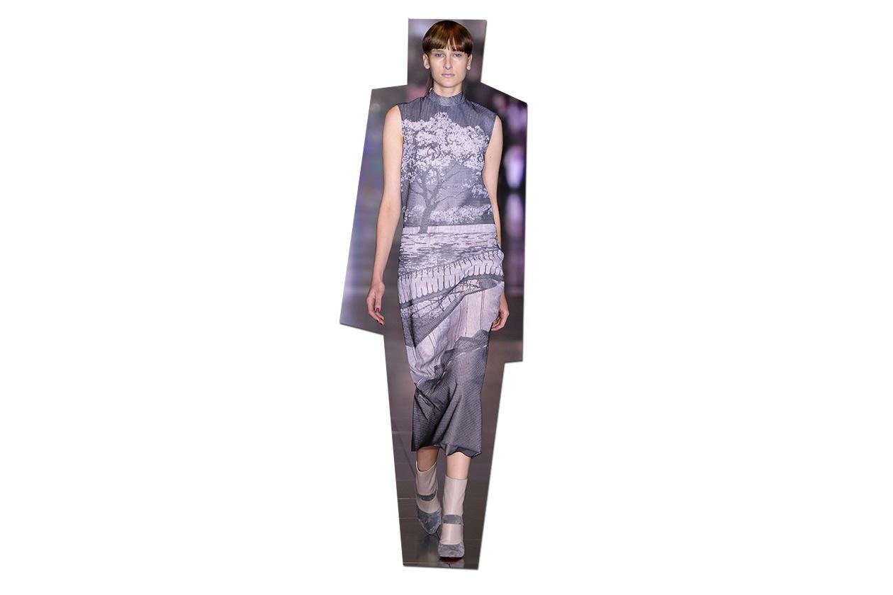 Fashion paesaggi d'autunno Mary Katranzou ful W F13 L 041