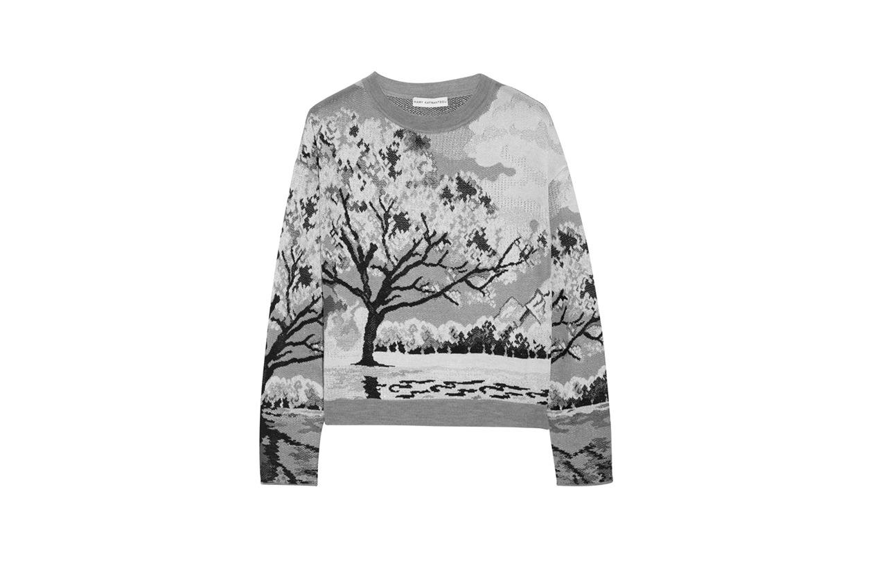 Fashion paesaggi d'autunno may katrantzou