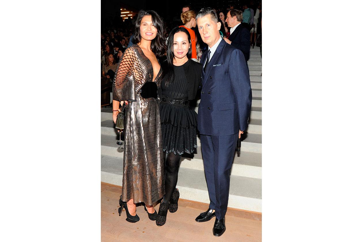 Goga, Eva Chow and Stefano
