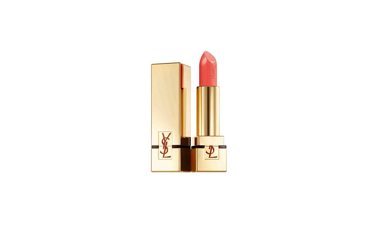Il Rouge Pur Couture 51 di Yves Saint Laurent assicura labbra sublimi e satinate