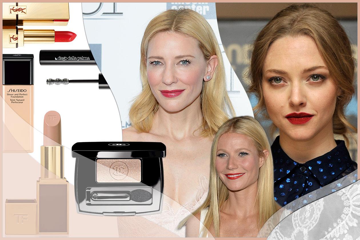 Il trucco per capelli biondi ispirato dalle star: copia i beauty look