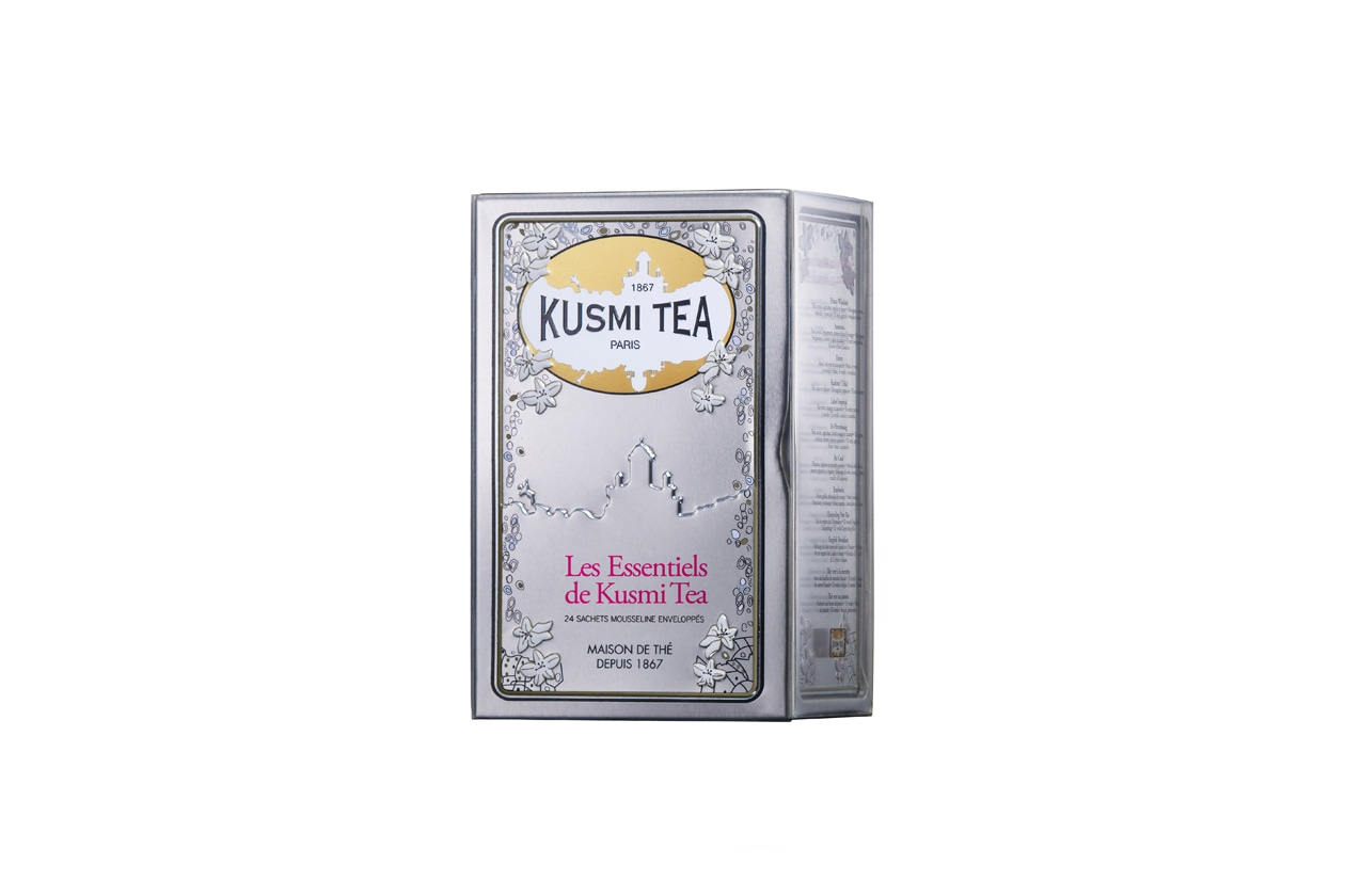 Kusmi Tea Essentiel Metallo