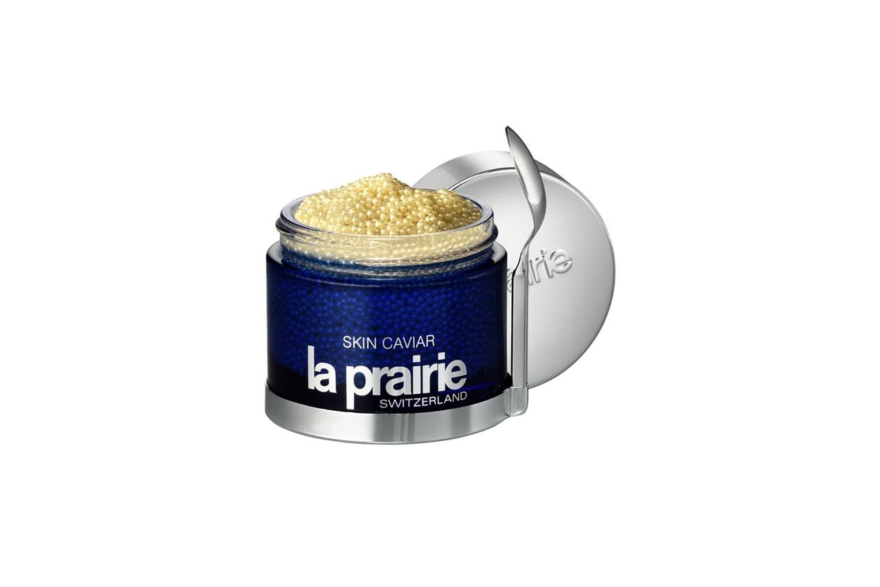 La Skin Caviar della The Caviar Collection by La Prairie: un trattamento a cinque stelle