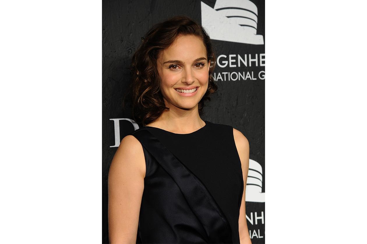 MIGLIOR TRUCCO BON TON: Natalie Portman