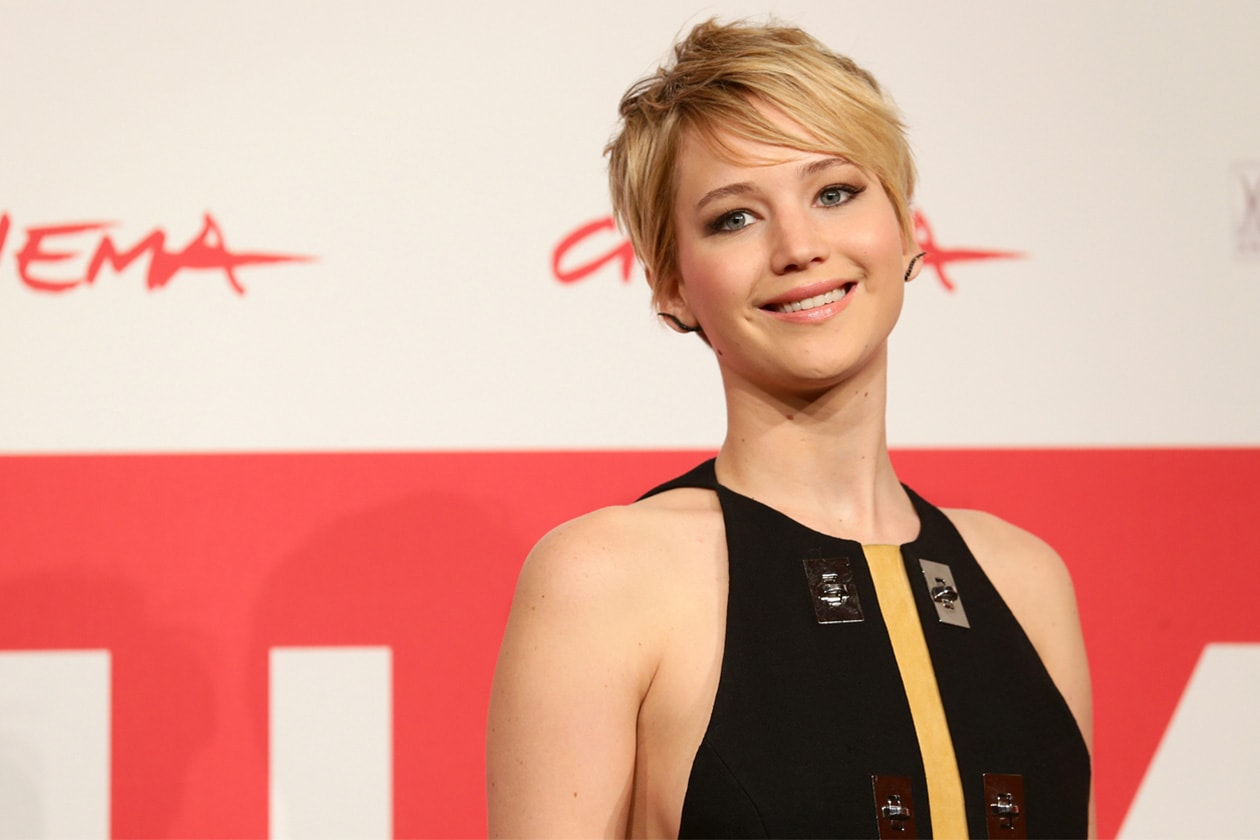 MIGLIORE NUDE LOOK: Jennifer Lawrence