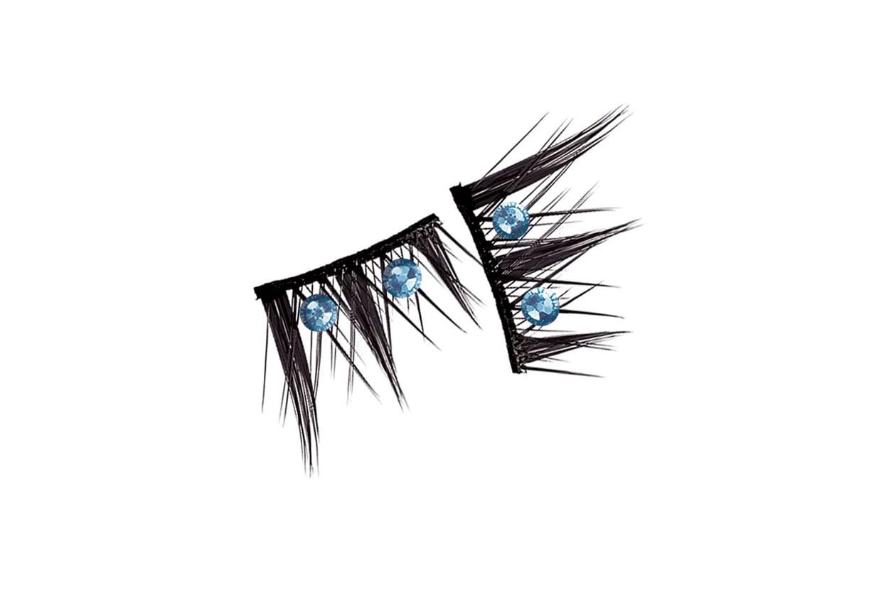 MUFE BLUE SEPIA FALSE LASHES