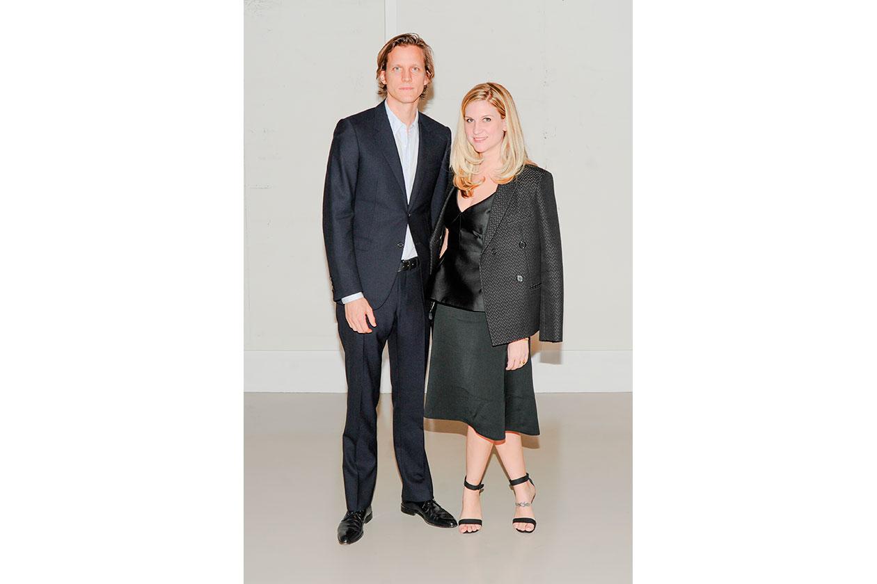 Magnus Berger + Kristina O'Neill
