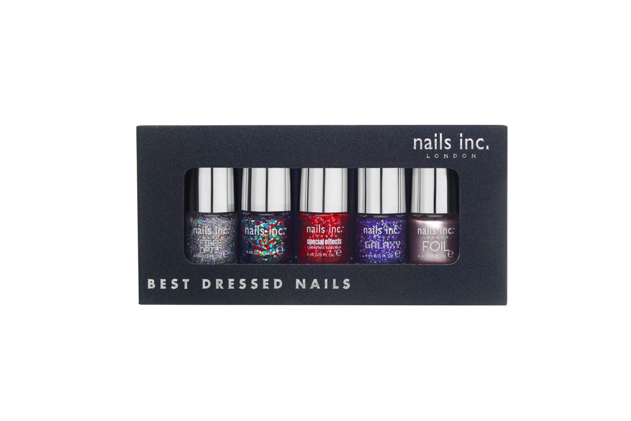 Nails Inc Best dressed nails in box