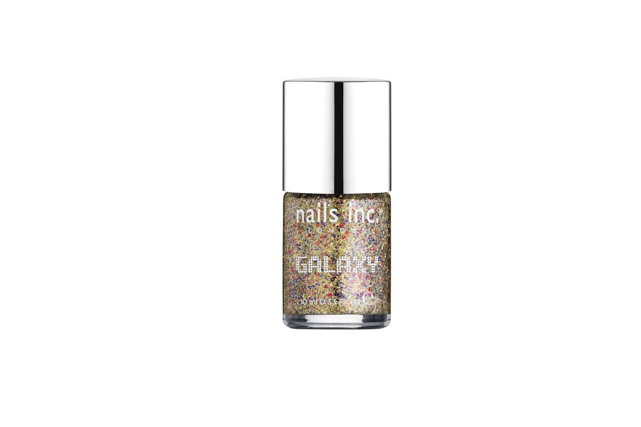 Nails Inc Knightsbridge Road galaxy effect