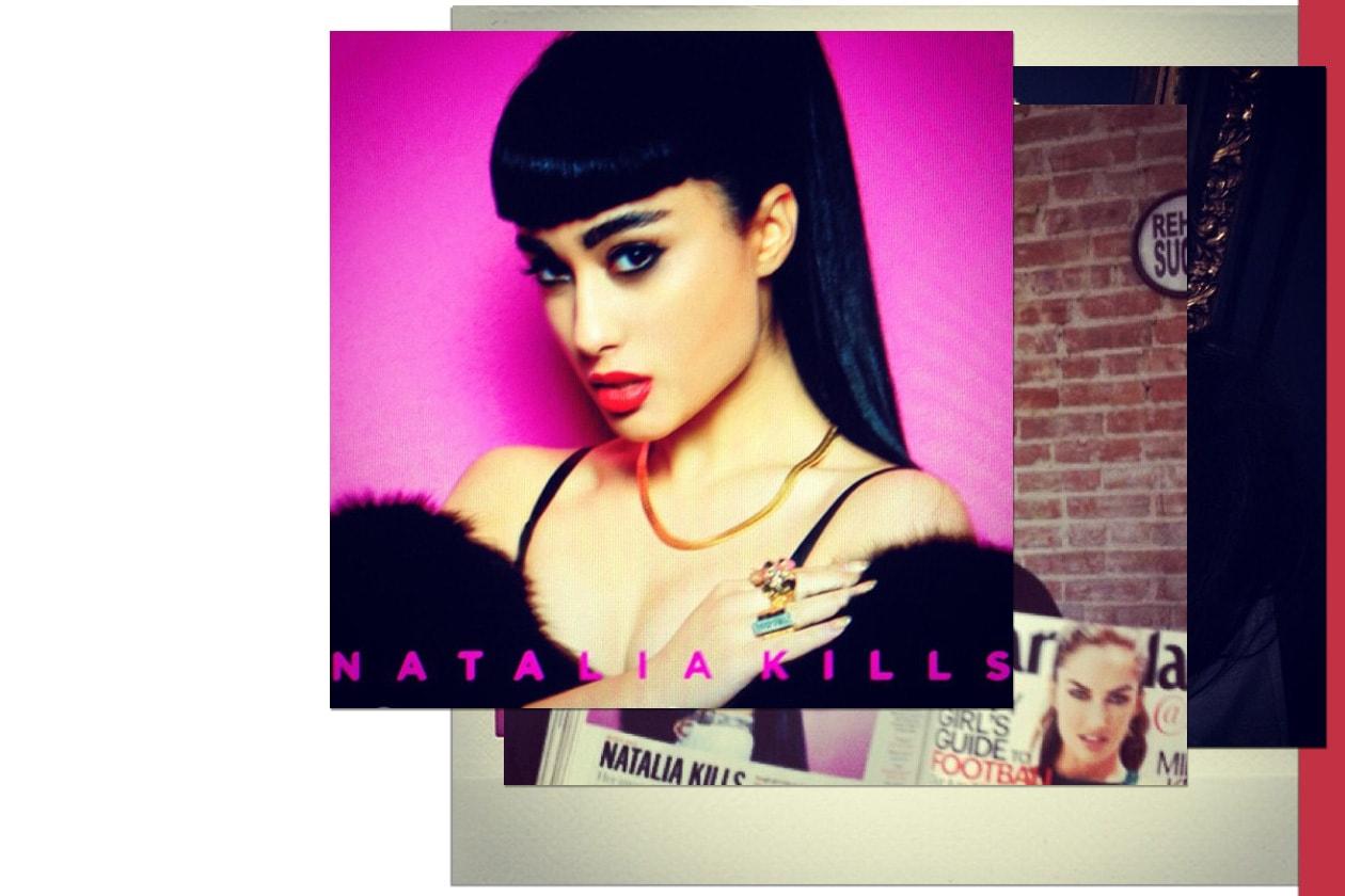 Natalia Kills: una nuova icona pop dallo stile aggressivo
