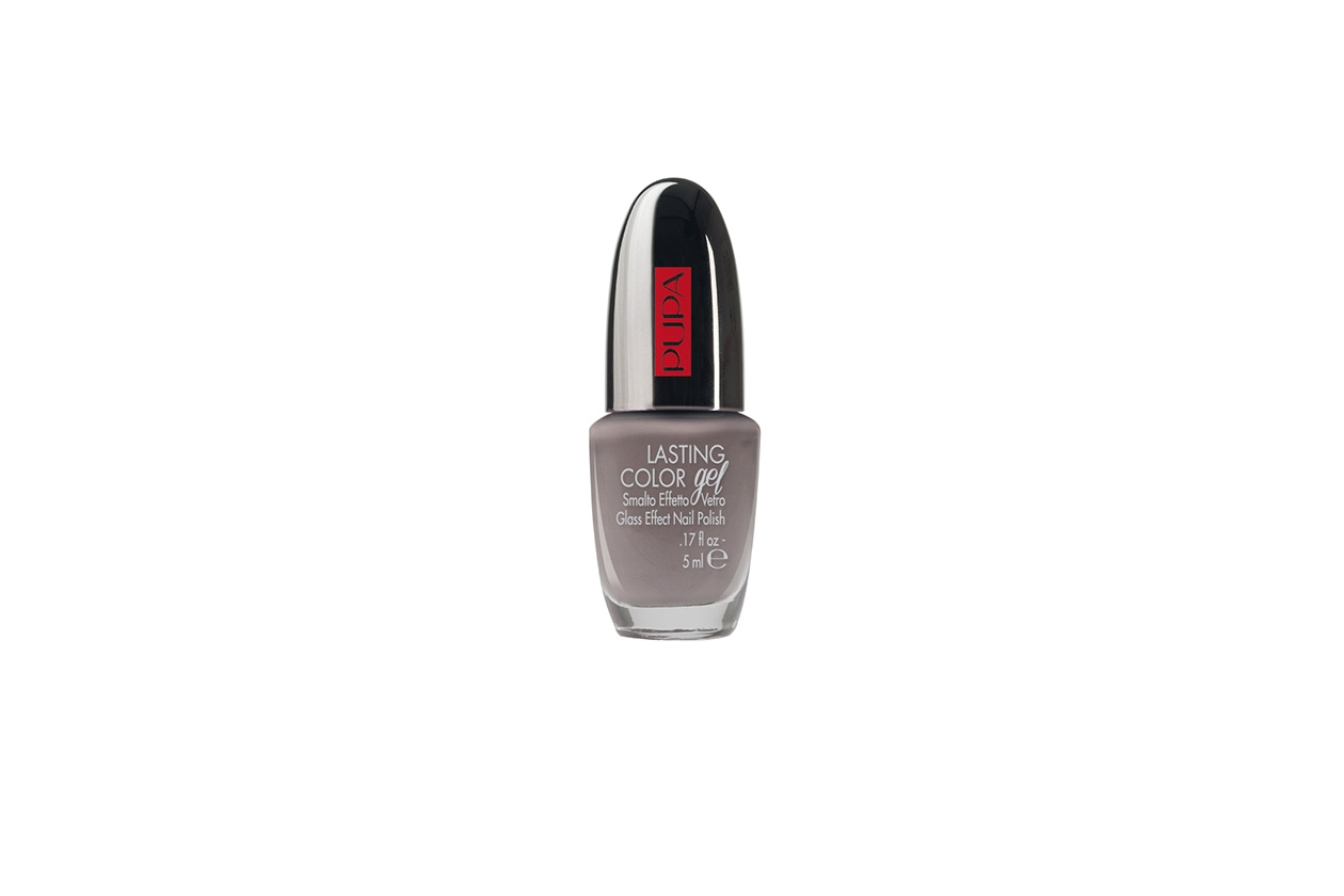 Se ami il grigio anche per le unghie: il Lasting Color 916 Grey di Pupa