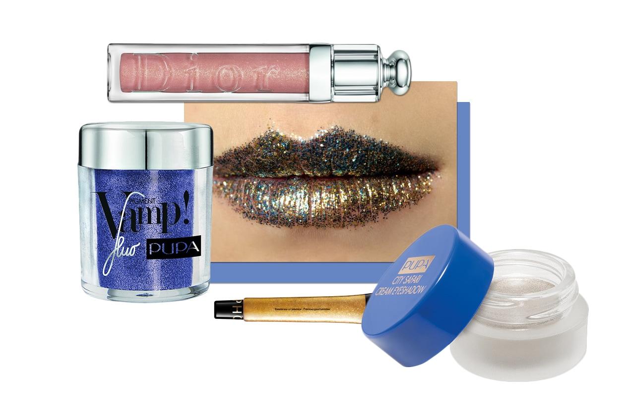 THE DARK SIDE: a splendere di luce sono le labbra (Gaspard Yurkievich – Pupa – Sephora – Dior)