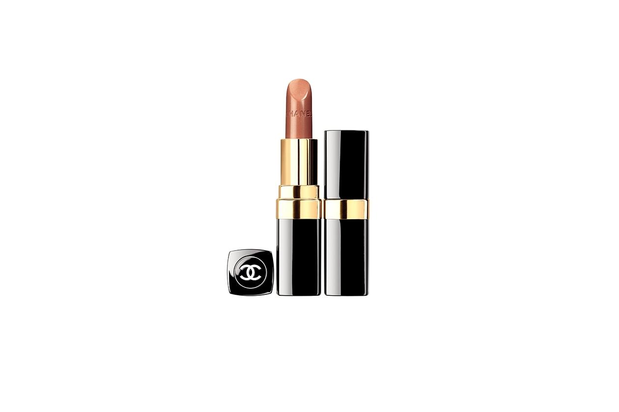 Tra il beige e il rosa: Rouge Coco 55 Icône di Chanel