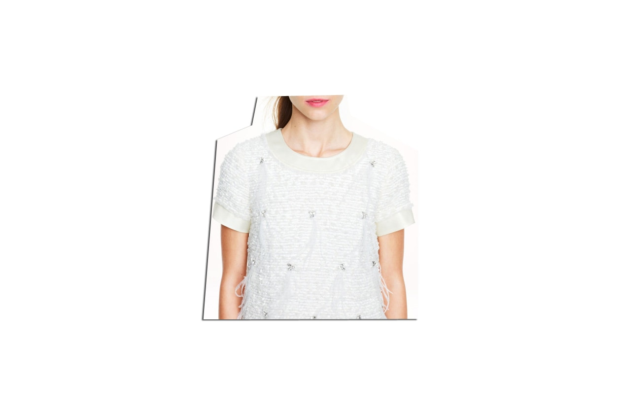 jcrew white beaded feather tee product 4 14856830 154197054 large flex