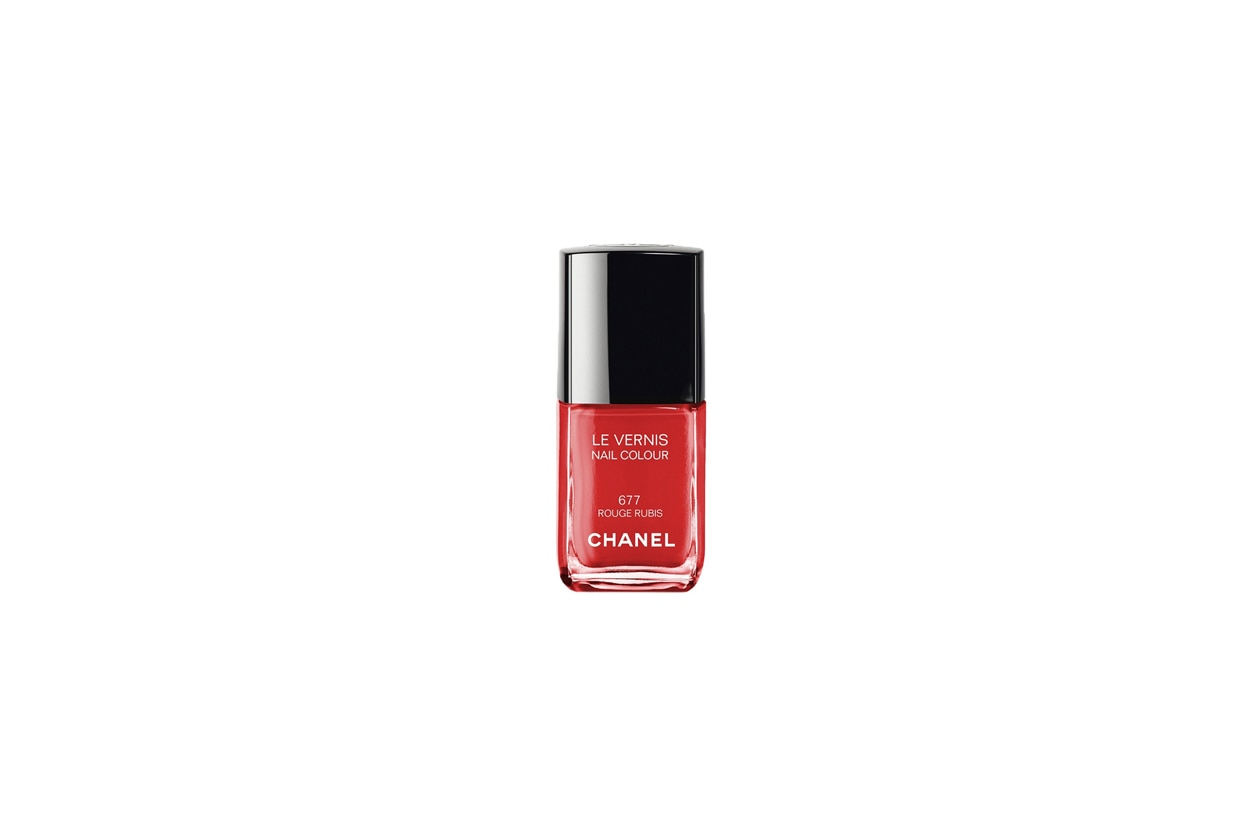 chanel rouge rubis